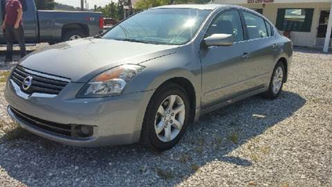 2009 Nissan Altima for sale at AM Automotive in Erin TN