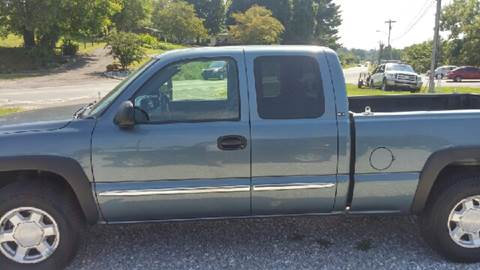 2006 GMC Sierra 1500 for sale at AM Automotive in Erin TN