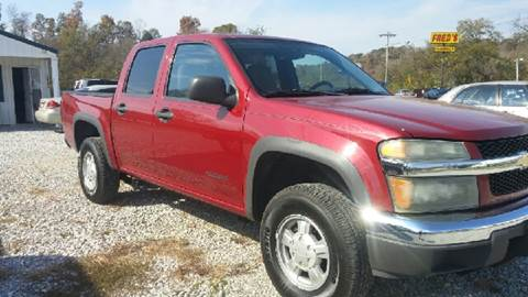 2005 Chevrolet Colorado for sale at AM Automotive in Erin TN