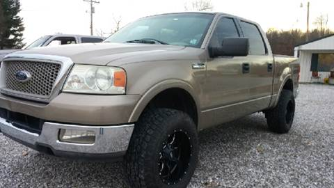 2004 Ford F-150 for sale at AM Automotive in Erin TN