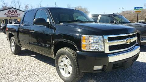 2008 Chevrolet Silverado 1500 for sale at AM Automotive in Erin TN