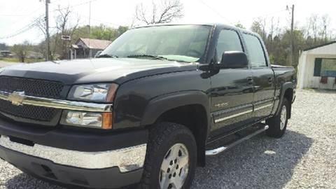 2005 Chevrolet Silverado 1500 for sale in Erin, TN