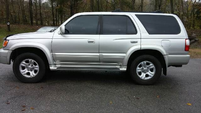 2002 Toyota 4Runner Limited 4WD 4dr SUV - Erin TN