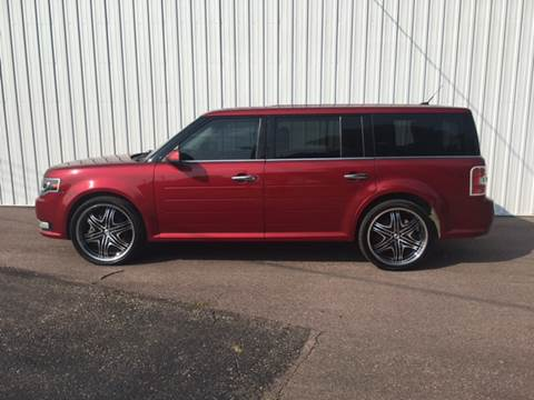2014 Ford Flex for sale in Canistota, SD