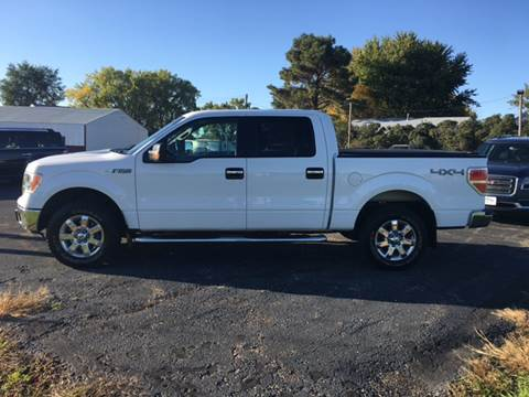 2014 Ford F-150 for sale in Canistota, SD