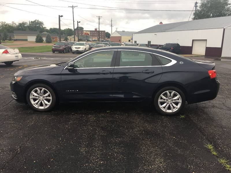 2017 Chevrolet Impala for sale at Diede's Used Cars in Canistota SD