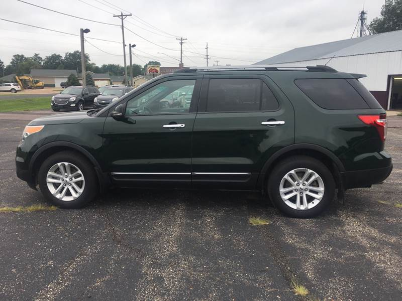 2013 Ford Explorer for sale at Diede's Used Cars in Canistota SD