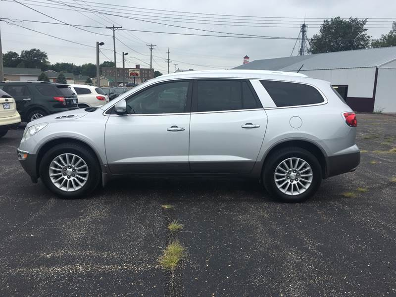 2009 Buick Enclave for sale at Diede's Used Cars in Canistota SD