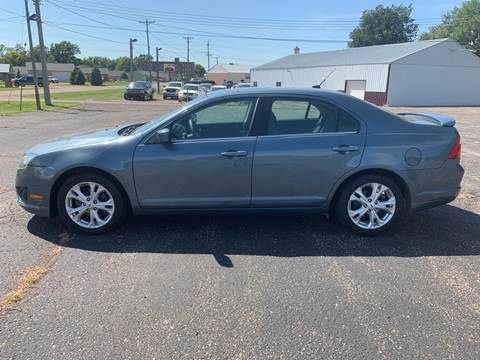 2012 Ford Fusion for sale in Canistota, SD