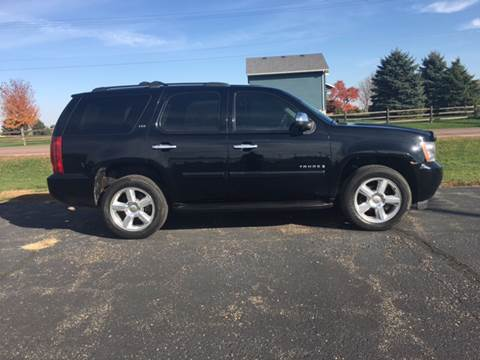2008 Chevrolet Tahoe for sale in Canistota, SD