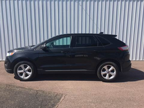 2015 Ford Edge for sale in Canistota, SD
