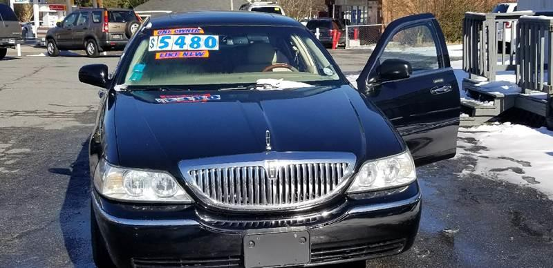 2007 Lincoln Town Car Signature Limited In Concord Nc Big Daddy S