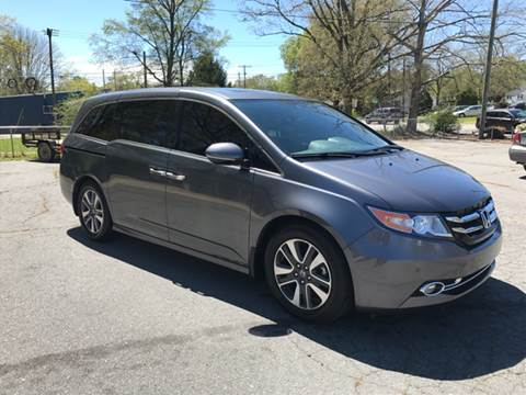 honda odyssey for sale in concord nc