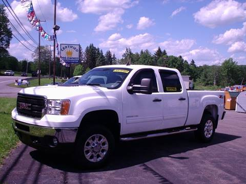 2011 GMC Sierra 2500HD for sale in Covington Township PA