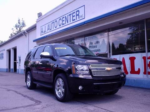 2008 Chevrolet Tahoe for sale in Covington Township PA