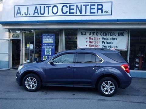 2014 Chevrolet Equinox for sale at AJ AUTO CENTER in Covington PA