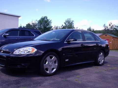 2009 Chevrolet Impala for sale in Covington Township PA