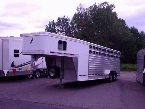 2012 Featherlite HORSE TRAILER for sale in Covington Township, PA