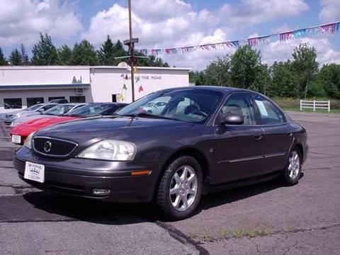 2002 Mercury Sable for sale at AJ AUTO CENTER in Covington PA