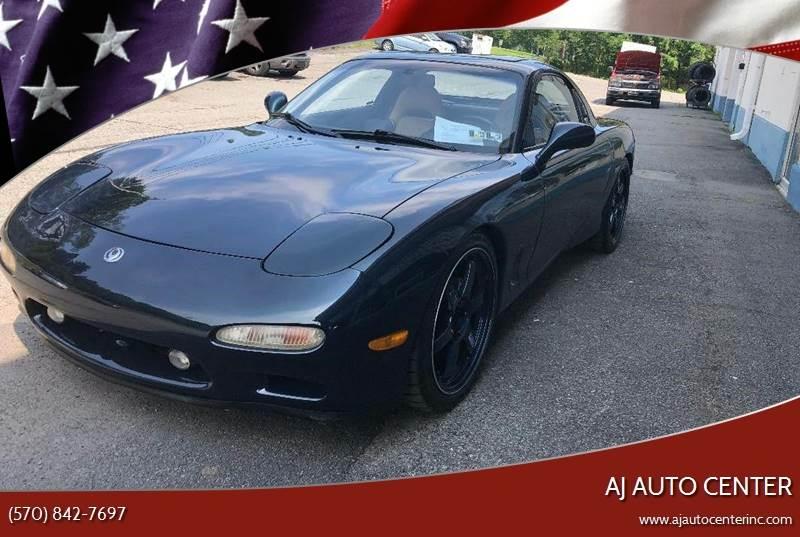 1994 Mazda RX-7 for sale in Covington Township, PA