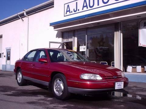 1995 Chevrolet Lumina for sale at AJ AUTO CENTER in Covington PA
