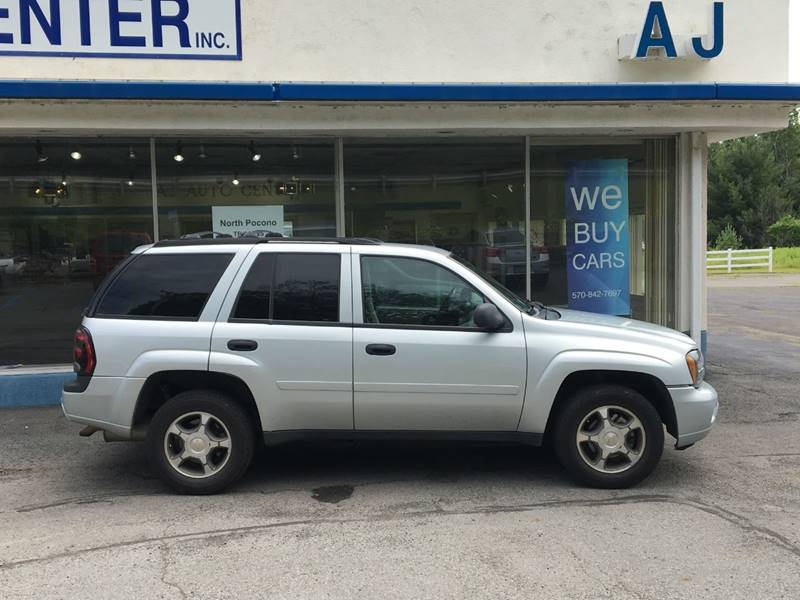 2007 Chevrolet Trailblazer LS 4dr SUV 4WD In Covington Township PA