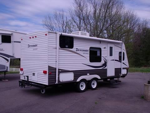 2011 Dutchmen 185DB for sale at AJ AUTO CENTER in Covington PA