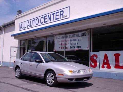 2001 Saturn S-Series for sale in Covington Township PA