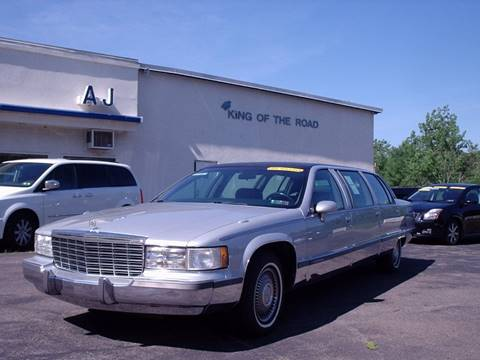 1994 Cadillac Fleetwood for sale in Covington Township, PA
