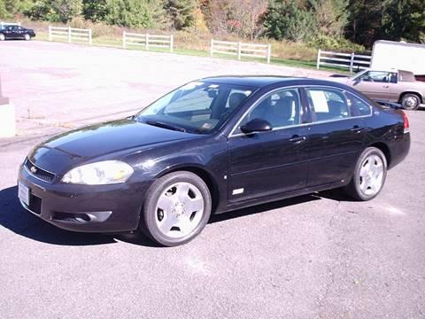 2007 Chevrolet Impala for sale at AJ AUTO CENTER in Covington PA