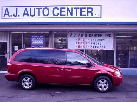 2007 Dodge Grand Caravan for sale at AJ AUTO CENTER in Covington PA