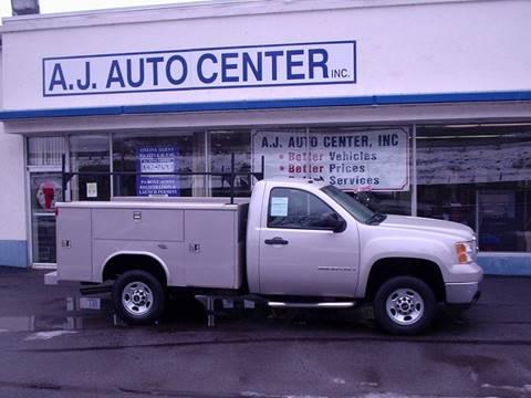 2008 GMC Sierra 2500HD for sale at AJ AUTO CENTER in Covington PA