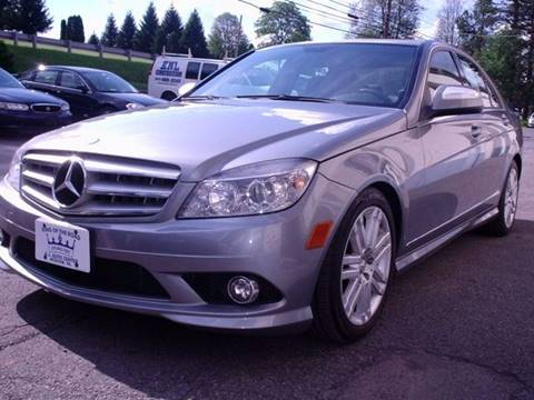 2009 Mercedes-Benz C-Class for sale in Covington, PA