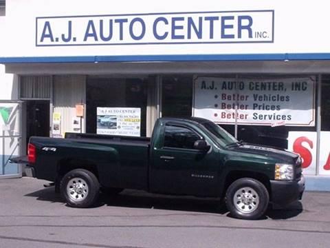 2010 Chevrolet Silverado 1500 for sale at AJ AUTO CENTER in Covington PA