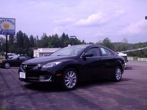2012 Mazda MAZDA6 for sale at AJ AUTO CENTER in Covington PA