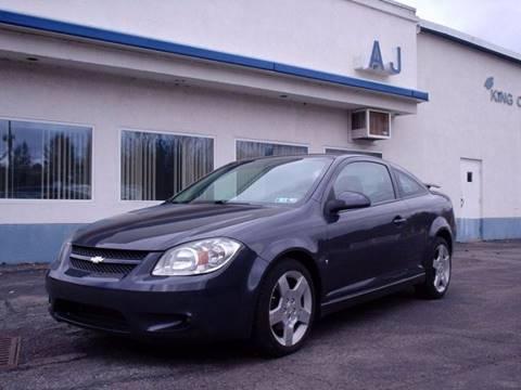 2008 Chevrolet Cobalt for sale at AJ AUTO CENTER in Covington PA