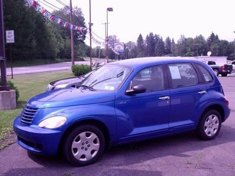 2006 Chrysler PT Cruiser for sale at AJ AUTO CENTER in Covington PA