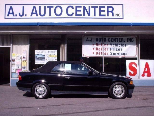 1994 BMW 3 Series for sale at AJ AUTO CENTER in Covington PA
