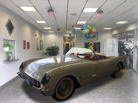 1954 Chevrolet Corvette for sale in North Providence, RI