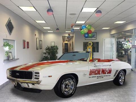 1969 Chevrolet Camaro for sale in North Providence, RI