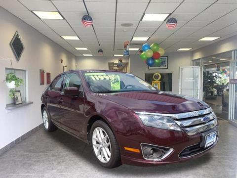 2011 Ford Fusion for sale in North Providence, RI