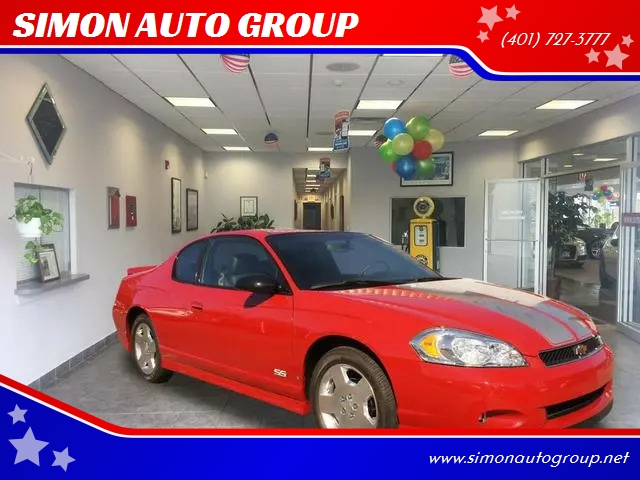 2007 Chevrolet Monte Carlo SS 2dr Coupe