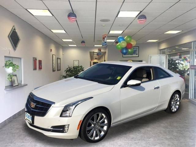 2016 Cadillac Ats 2 0t Luxury Collection 2dr Coupe In North