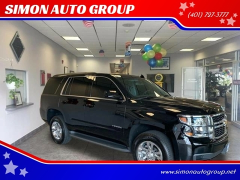 2017 Chevrolet Tahoe for sale in North Providence, RI