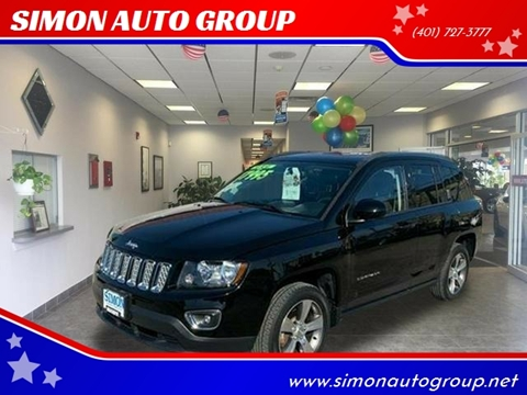 2016 Jeep Compass for sale in North Providence, RI