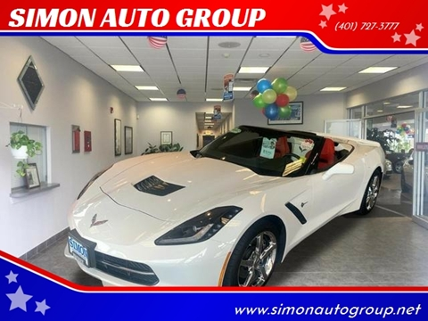 2014 Chevrolet Corvette for sale in North Providence, RI