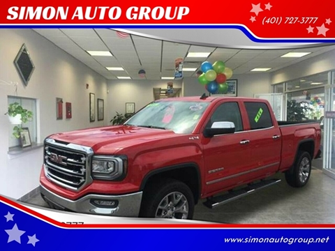 2018 GMC Sierra 1500 for sale in North Providence, RI