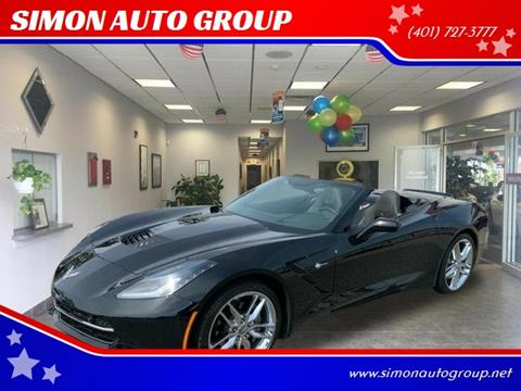 2019 Chevrolet Corvette for sale in North Providence, RI