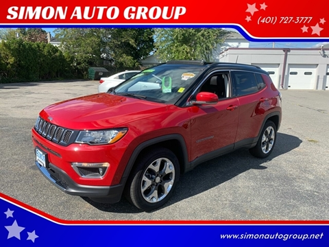 2019 Jeep Compass for sale in North Providence, RI
