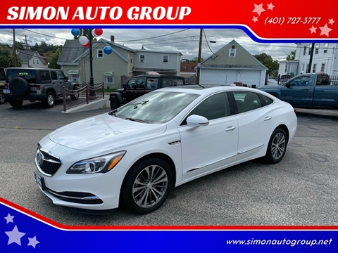 2019 Buick LaCrosse for sale in North Providence, RI